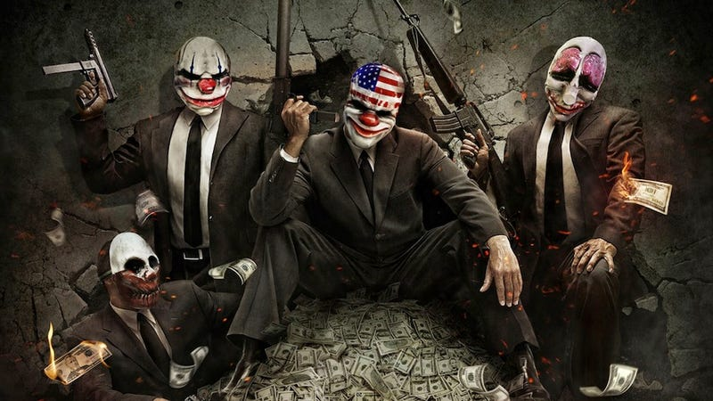Illustration for article titled The Moneysaver: PayDay 2, Far Cry 3 $20, Mark Of The Ninja, Humble