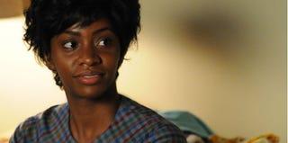 Teyonah Parris as Mad Men character Dawn Chambers (Michael Yarish/AMC)