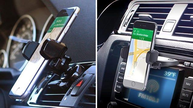 iOttie's Newest Smartphone Dash Mounts Just Got Their First Discounts