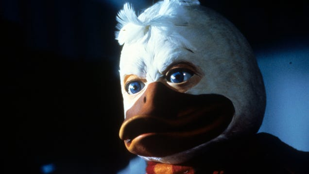 Howard The Duck and Tigra And Dazzler are both dead at Hulu