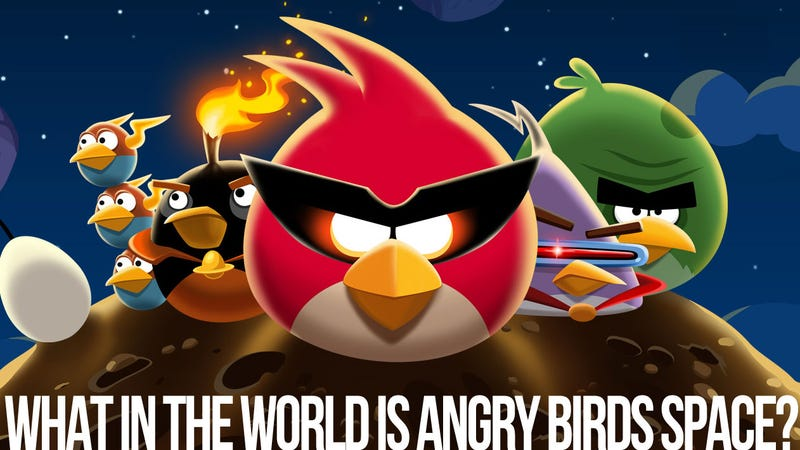 Illustration for article titled Why You Should Play Angry Birds Space, The Game Everyone's Talking About