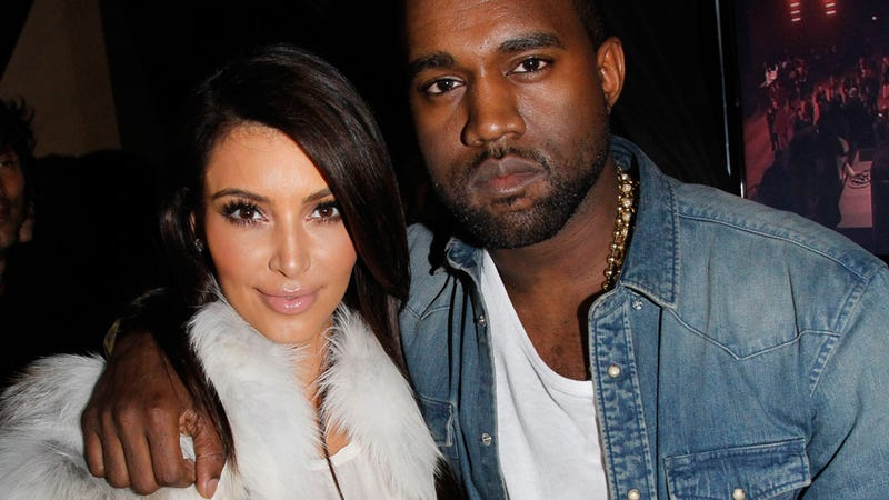 Illustration for article titled Kanye West Admits He 'Fell in Love With Kim' on New Track (UPDATED)
