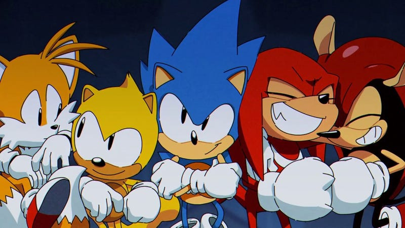 Illustration for article titled Sonic Mania's Encore Mode Is The Perfect Excuse To Play Again