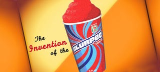Illustration for article titled The Invention of the Slurpee