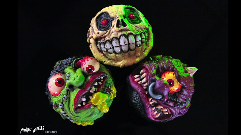 Illustration for article titled Madballs Are Almost Back, But Now You Have to Call Them MondoBalls