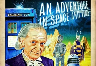 Illustration for article titled The Doctor Who docudrama will premiere in America on November 22nd