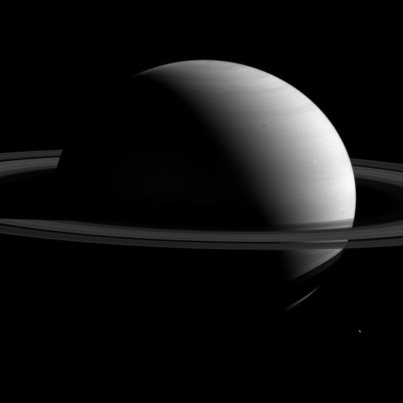 Saturn Reigns as the Undisputed King of its Moons