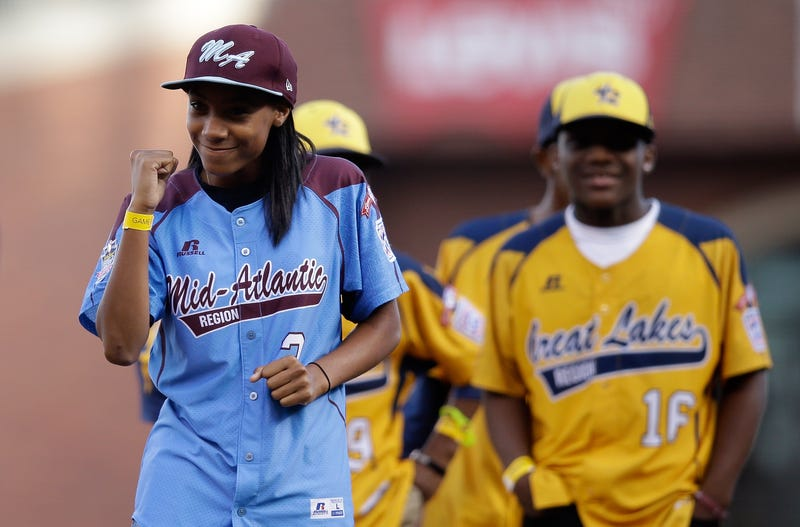 Illustration for article titled Little League World Series Star Pitcher Mo'ne Davis Is Taking Her Talents to Hampton University