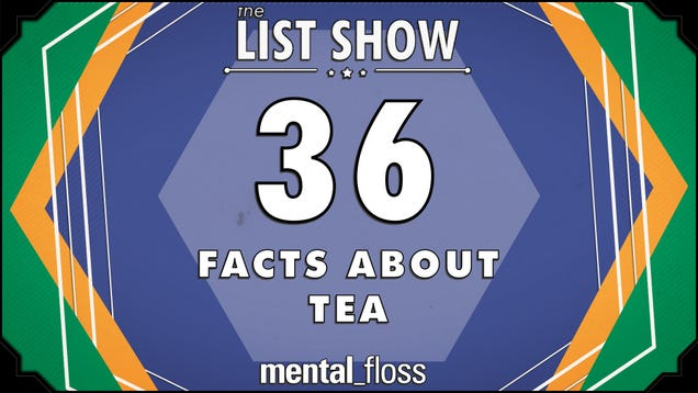 """The Five Types of """"Real Tea,"""" and Other Little-Known Tea Facts"""