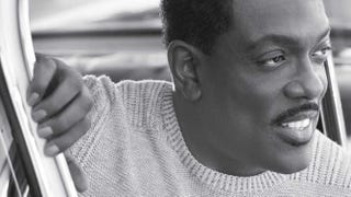Charlie Wilson, in a photo from the cover of his new memoir, I Am Charlie WilsonSimon & Schuster