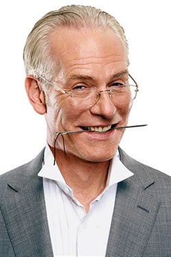 "Illustration for article titled Tim Gunn Is Totally Normal: ""I Wear Jeans & T-Shirts All The Time"""