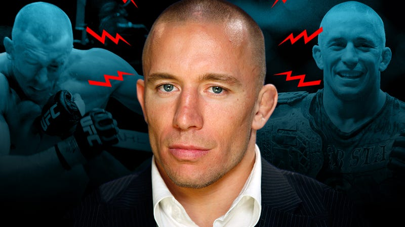 Illustration for article titled GSP Is Being Honest; It's The Best Thing That Could Happen To Fighting