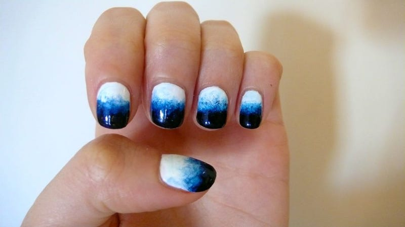 How to master the art of ombr nails prinsesfo Images