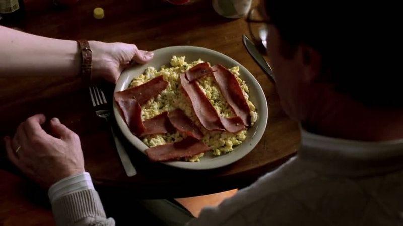 Walter White's birthday breakfast