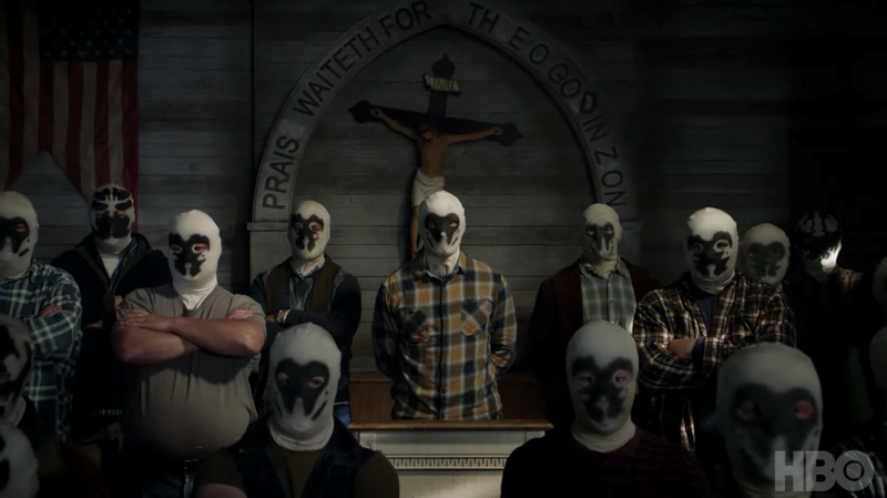 The Clock Is Ticking in the First Official Teaser for HBO's Watchmen