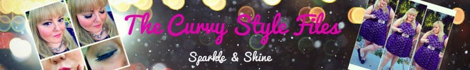 The Curvy Style Files logo