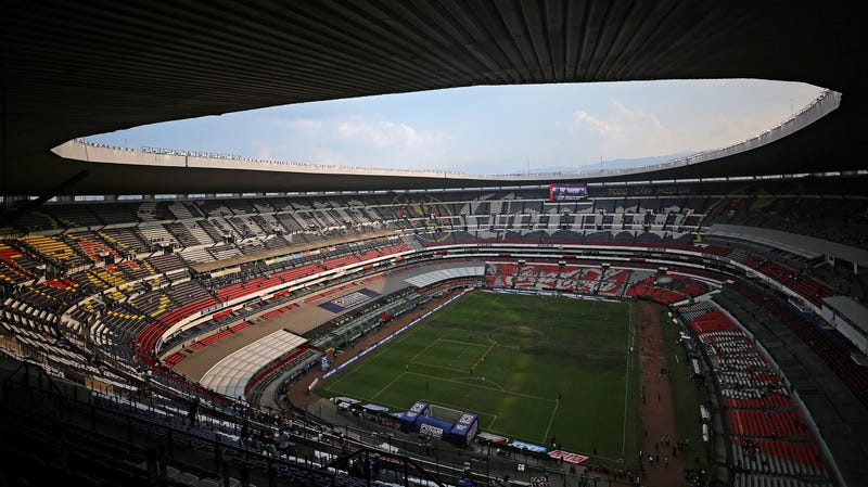 Estadio Azteca Vows To Take Action Against Vendors Caught Watering Down Beers