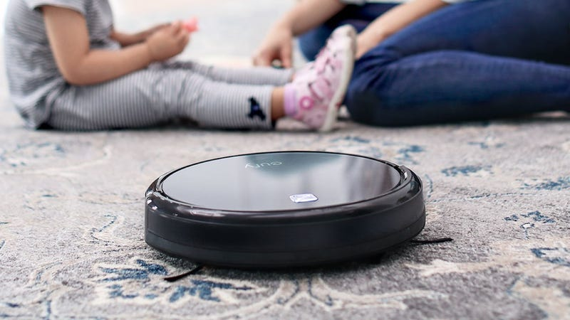 Last Chance To Save $33 On Anker's Ridiculously Popular Robotic Vacuum [Exclusive]