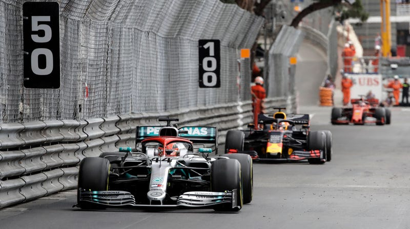 Illustration for article titled Monaco Grand Prix Provides Intrigue Formula One Has Been Sorely Lacking