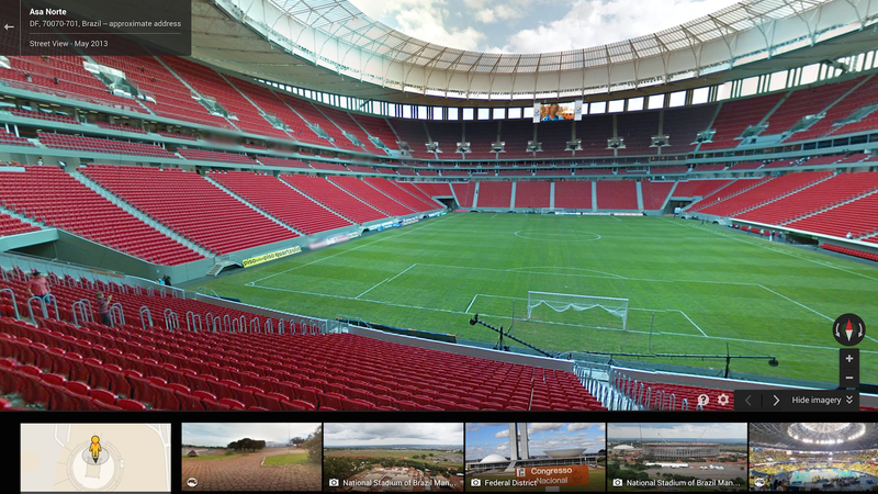 Illustration for article titled Explore All 12 World Cup Stadiums (No Riot Gear Required)