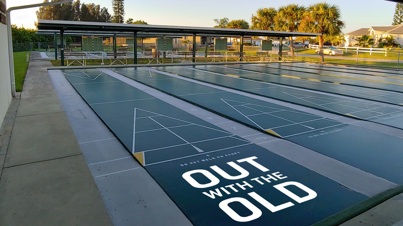 Illustration for article titled I Am The Youngest Pro Shuffleboard Player In Florida