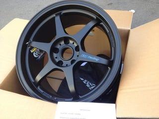 mmmmm Buddy Club P1 wheels, soon to be mine
