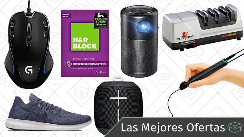 Illustration for article titled Las mejores ofertas de este lunes: Apple TV 4K, rebajas en Nike, software para impuestos y más