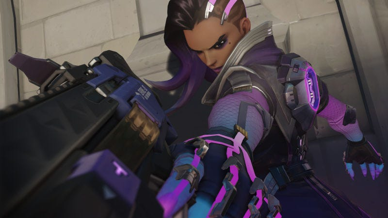 Illustration for article titled Overwatch's Big Sombra Update Is Now Live