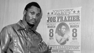 Illustration for article titled How The Media Keep Getting Joe Frazier Wrong
