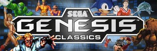 Illustration for article titled Sega Genesis Classics Now Available On Steam