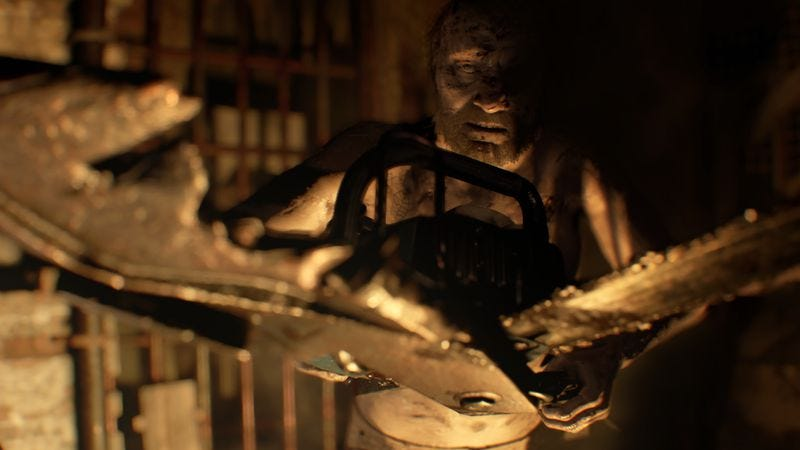Screenshot: Resident Evil 7: Biohazard/Capcom