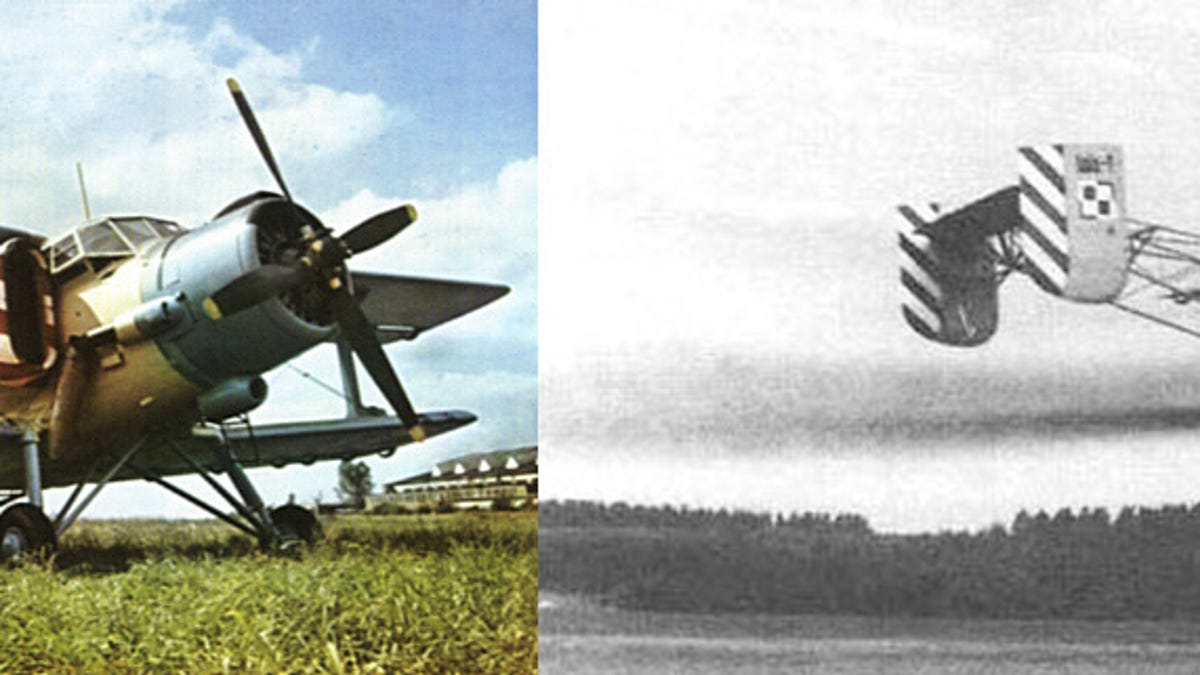 Is The PZL M-15