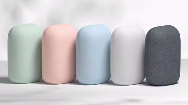 We Knew Google s Nest Audio Speaker Was Coming and Here It Is