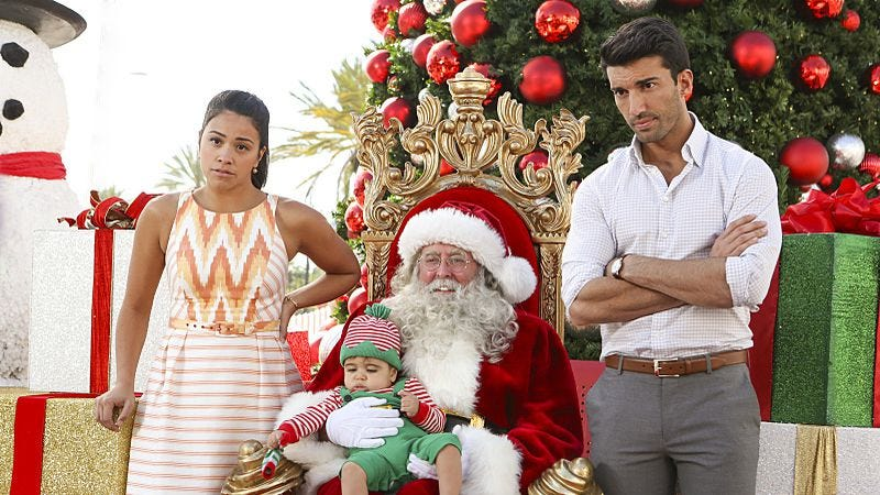 Illustration for article titled It's the most maddening time of the year on Jane The Virgin's winter finale