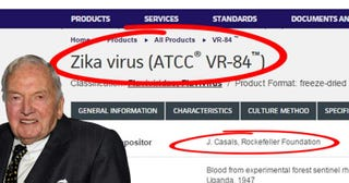 Illustration for article titled Conspiracy Theorists Think Zika Is a Biological Weapon [Updated: Or a Monsanto Front]
