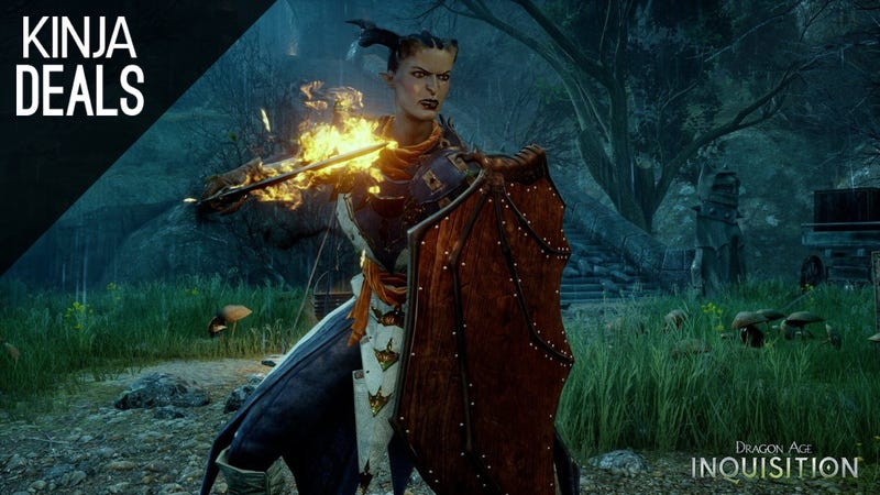Illustration for article titled Today's Best Gaming Deals: Inquisition, Mordor, Life is Strange, More