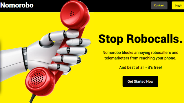 Nomorobo Stops Annoying Robocalls And Telemarketers Once