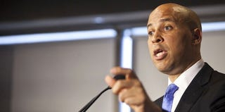 Cory Booker (Ramin Talaie/Getty Images)