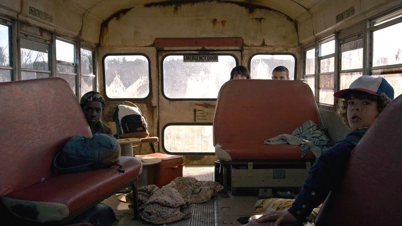 (Caleb McLaughlin, Finn Wolfhard, Millie Bobby Brown, Gaten Matarazzo) (Photo: Netflix)