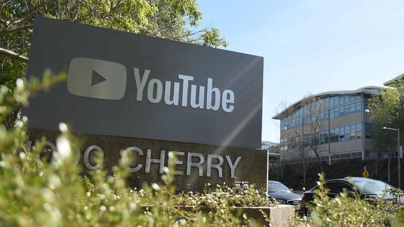 YouTube Rushes To Shut Down School Shooter's Account Over Copyright Complaints