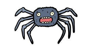 Illustration for article titled Meet the Spider With the Tiny Detachable Penis