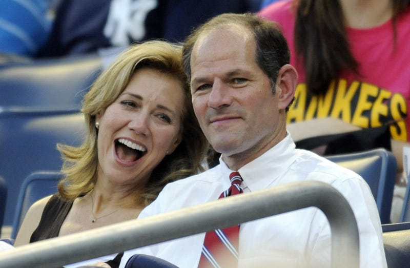 Illustration for article titled Silda Is Probs Going to Divorce Eliot Spitzer After the Election
