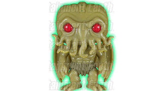 Illustration for article titled You Can Now Get Your Adorable Elder God Toys In Glow In The Dark Form