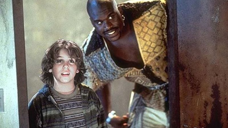 Illustration for article titled Shaquille O'Neal lands an entertainment deal that unfortunately has zero to do with Kazaam