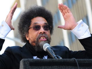 Cornel West, professor and activist (Getty Images)