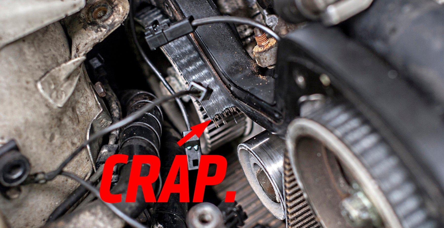 here s what happens when your timing belt snaps and how to fix it rh jalopnik com Car Timing Belt Symptoms Bad Timing Belt