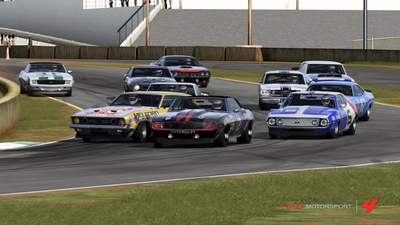 Illustration for article titled Fourza Trans-Am Round 5 Post-Race