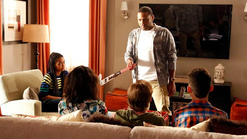 Illustration for article titled Black-ish returns to take on the n-word and it wins