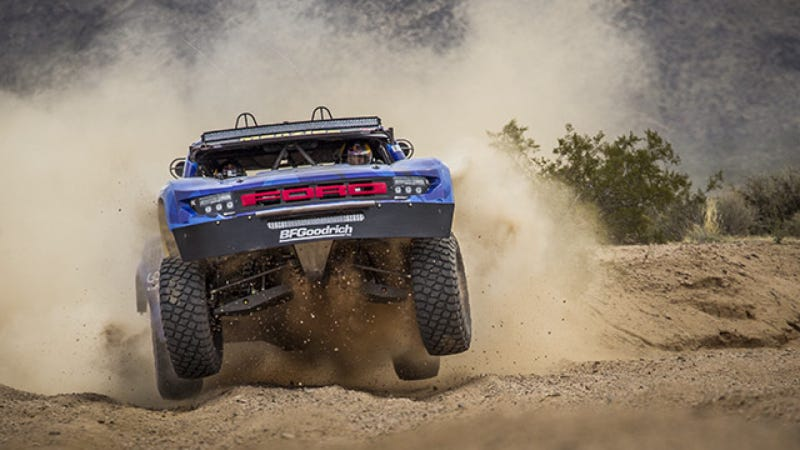 Illustration for article titled Watch The Fast And Wild Mint 400 Desert Race Right Now, Here Or On TV
