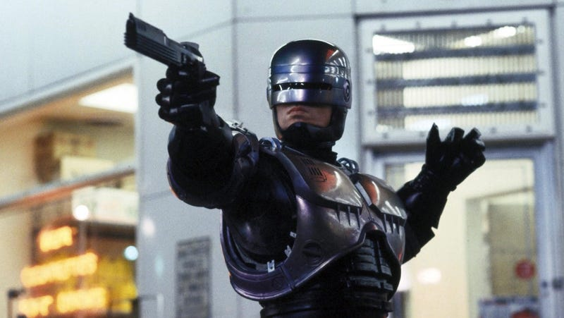RoboCop will return in RoboCop Returns.